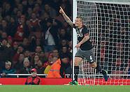Arsenal v Southampton 301116