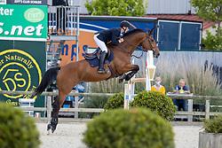 Cannaert Loic, BEL, Donna Doria Z<br /> Belgisch Kampioenschap Jeugd Azelhof - Lier 2020<br /> © Hippo Foto - Dirk Caremans<br /> 02/08/2020