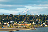 Hood River in the Columbia River Gorge, OR
