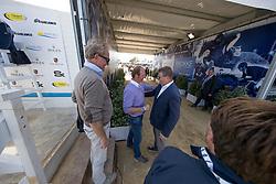 Conter Stefan, (BEL)<br /> CSI2* Grand Prix Prijs Porsche<br /> Knokke Hippique CSI 5* -Knokke 2016<br /> © Hippo Foto - Dirk Caremans<br /> 03/07/16