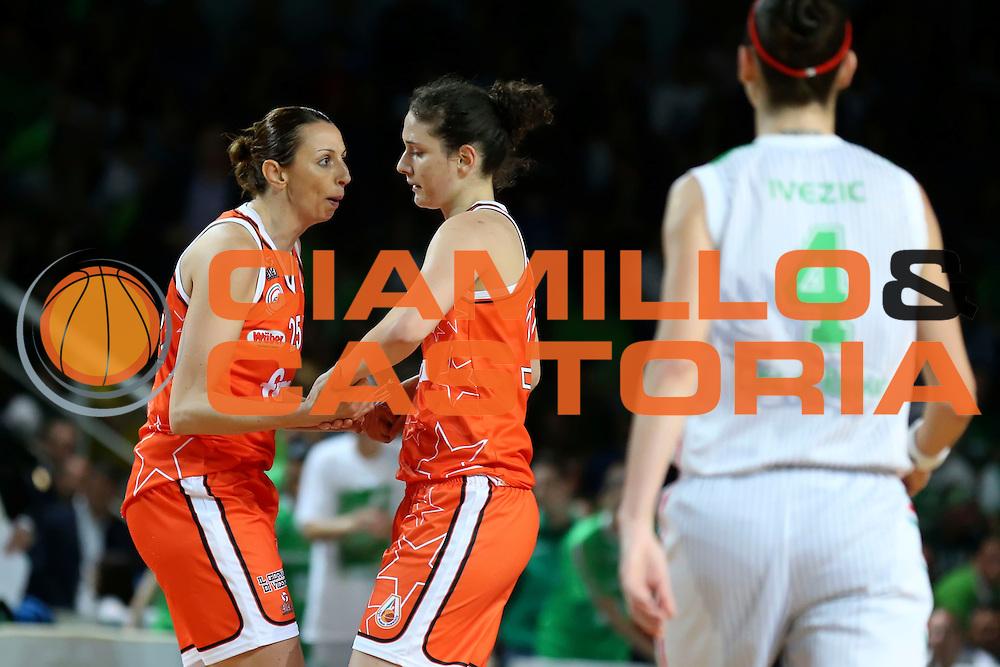 DESCRIZIONE : Ragusa Lega Basket Femminile A1 2014-15 Finale scudetto gara 4 Passalacqua Ragusa Famila Wuber Schio<br /> GIOCATORE : Laura Macchi<br /> SQUADRA : Famila Wuber Schio<br /> EVENTO : Lega Basket Femminile Finale scudetto gara 4<br /> GARA : Passalacqua Ragusa Famila Wuber Schio<br /> DATA : 01/05/2015<br /> CATEGORIA : <br /> SPORT : Pallacanestro <br /> AUTORE : Agenzia Ciamillo-Castoria/ElioCastoria<br /> Galleria : Lega Basket Femminile 2014-2015 <br /> Fotonotizia : Ragusa Lega Basket Femminile A1 2014-15 Finale scudetto gara 4 Passalacqua Ragusa Famila Wuber Schio<br /> Predefinita :