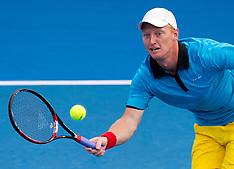 Auckland - Tennis - Heineken Open - Day 2