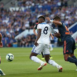 Leicester City v Valencia,  pre-season friendly,  1 August 2018