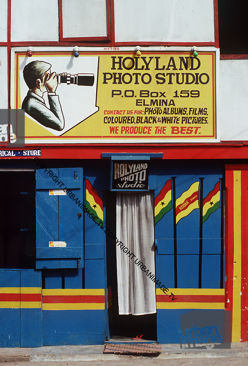 Photo studio in Elimina Ghana