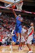 COLUMBUS, OH - NOVEMBER 15: Brad Beal #23 of the Florida Gators goes up for a shot during the game against the Ohio State Buckeyes at Value City Arena on November 15, 2011 in Columbus, Ohio. Ohio State won 81-74. (Photo by Joe Robbins) *** Local Caption *** Brad Beal