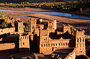 Ruins of the Ait Benhaddou Kasbah, Morocco, October 2005
