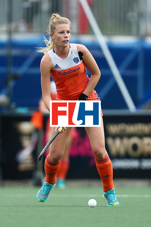 New Zealand, Auckland - 20/11/17  <br /> Sentinel Homes Women&rsquo;s Hockey World League Final<br /> Harbour Hockey Stadium<br /> Copyrigth: Worldsportpics, Rodrigo Jaramillo<br /> Match ID: 10299 - NED vs KOR<br /> Photo: (13) van MAASAKKER Caia
