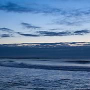 Today's Winter Sunrise  at Narragansett Town Beach, Narragansett, RI,  March  13, 2013.
