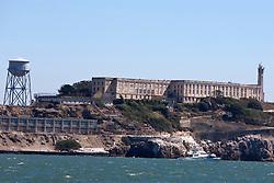 Alcatraz Island, Golden Gate National Recreation Area, San Francisco Bay, San Francisco, California, United States of America