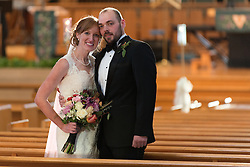 Ben Flannery and Kate Marinangeli's wedding<br /> <br /> , Sunday, Jan. 19, 2014 at Centenary Methodist Church and the Carrick House in Lexington.
