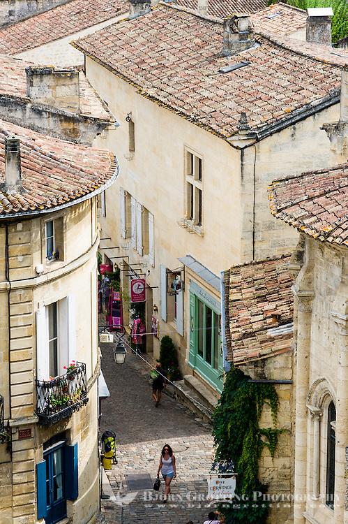 France, Saint-Émilion.