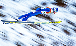 17.12.2016, Nordische Arena, Ramsau, AUT, FIS Weltcup Nordische Kombination, Skisprung, im Bild Jakob Lange (GER) // Jakob Lange of Germany during Skijumping Competition of FIS Nordic Combined World Cup, at the Nordic Arena in Ramsau, Austria on 2016/12/17. EXPA Pictures © 2016, PhotoCredit: EXPA/ JFK