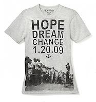 dereon grey t-shirt