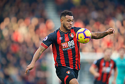 BOURNEMOUTH, ENGLAND - Sunday, November 25, 2018: AFC Bournemouth's Joshua King during the FA Premier League match between AFC Bournemouth and Arsenal FC at the Vitality Stadium. (Pic by David Rawcliffe/Propaganda)