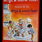 NLD/Amsterdam/20111123 - Boekpresentatie Maureen du Toit ' Altijd & overal feest',