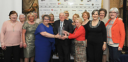 Sean Kelly Newport presented Cuan Modh Centre &amp; St.Dominick&rsquo;s Housing Association, Newport with their Westport Lions club Clew Bay People of the Year Award.<br />
