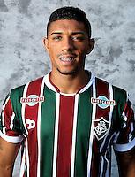 "Brazilian Football League Serie A / <br /> ( Fluminense Football Club ) - <br /> Douglas Augusto Soares Gomes "" Douglas """
