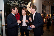 THOMAS VON STRAUBENZEE; CHARLES SAVORY; THOMAS SUTTON, The Volunteer, A fundraiser for a school project in Uganda. The Henry Von Straubenzee Memorial Fund, <br /> Few And Far, 242 Brompton Road, London SW3, 11 February 2010.