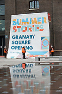 120612 Summer Stories - Granary Square Opening