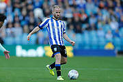 Barry Bannan of Sheffield Wednesday during the EFL Sky Bet Championship match between Sheffield Wednesday and Queens Park Rangers at Hillsborough, Sheffield, England on 31 August 2019.