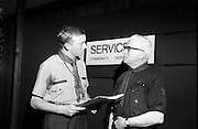 5/11/1967<br /> 11/5/1967<br /> 5 November 1967<br /> <br /> Mr. Dominic Coleman Chairman, National Commissioner of the C.B.S.I. and Mr. C.J. Murphy Chief Scout of the C.B.S.I. at the National Scouting Conference