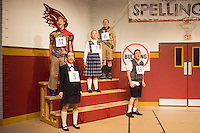"Napa Valley Playhouse presents ""The 25th Annual Putnam County Spelling Bee"""