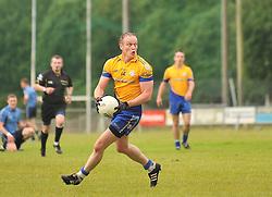 Knockmore's Declan Sweeney.<br /> Pic Conor McKeown