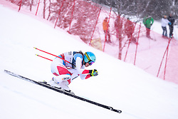 08.02.2019, Aare, SWE, FIS Weltmeisterschaften Ski Alpin, alpine Kombination, Abfahrt, Damen, im Bild Wendy Holdener (SUI) // Wendy Holdener of Switzerland during the downhill competition of Alpine combination of the ladies of FIS Ski World Championships 2019. Aare, Sweden on 2019/02/08. EXPA Pictures © 2019, PhotoCredit: EXPA/ Johann Groder
