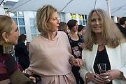 JULIA PEYTON-JONES; LOUISE JURY, Party  to celebrate Julia Peyton-Jones's  25 years at the Serpentine. London. 20 June 2016