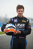 #16 Aiden Moffat GBR Laser Tools Racing Mercedes Benz A-Class during BTCC Media Day at Donington Park, Melbourne, Leicestershire, United Kingdom. March 22 2016. World Copyright Peter Taylor/PSP. Copy of publication required for printed pictures.  Every used picture is fee-liable.