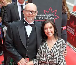 Edinburgh International Film Festival, Wednesday, 19th June 2018<br /> <br /> Opening Night Red Carpet: PUZZLE (International Premiere) <br /> <br /> Pictured: Jason Connery<br /> <br /> (c) Aimee Todd | Edinburgh Elite media