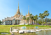 Temple - Toh Phommarangsi - Sikhiu