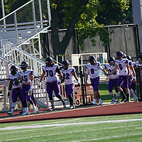 Sep. 15th, 2019;  Coe defeats Cornell 38-0 at Clark Field in Cedar Rapids in the 129th game of the longest football series west of the Mississippi