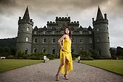 Shauna visiting Scotland with Royal Salute.