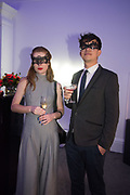 VICTORIA RIGBY; PHILIP WANG, Sotheby's Erotic sale cocktail party, Sothebys. London. 14 February 2018