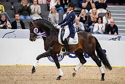 Scholtens Emmelie, NED, Apache<br /> LONGINES FEI World Cup™ Finals Gothenburg 2019<br /> © Dirk Caremans<br /> 05/04/2019