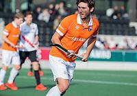 AMSTELVEEN - Arthur van Doren (Bldaal)   tijdens de oefenwedstrijd tussen Amsterdam en Bloemendaal heren.   COPYRIGHT  KOEN SUYK