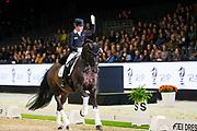 Helen Langehanenberg - Damsey FRH<br /> The Dutch Masters - Indoor Brabant 2019<br /> © DigiShots