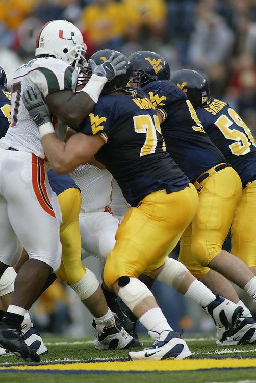 2002 WEST VIRGINIA UNIVERSITY Football