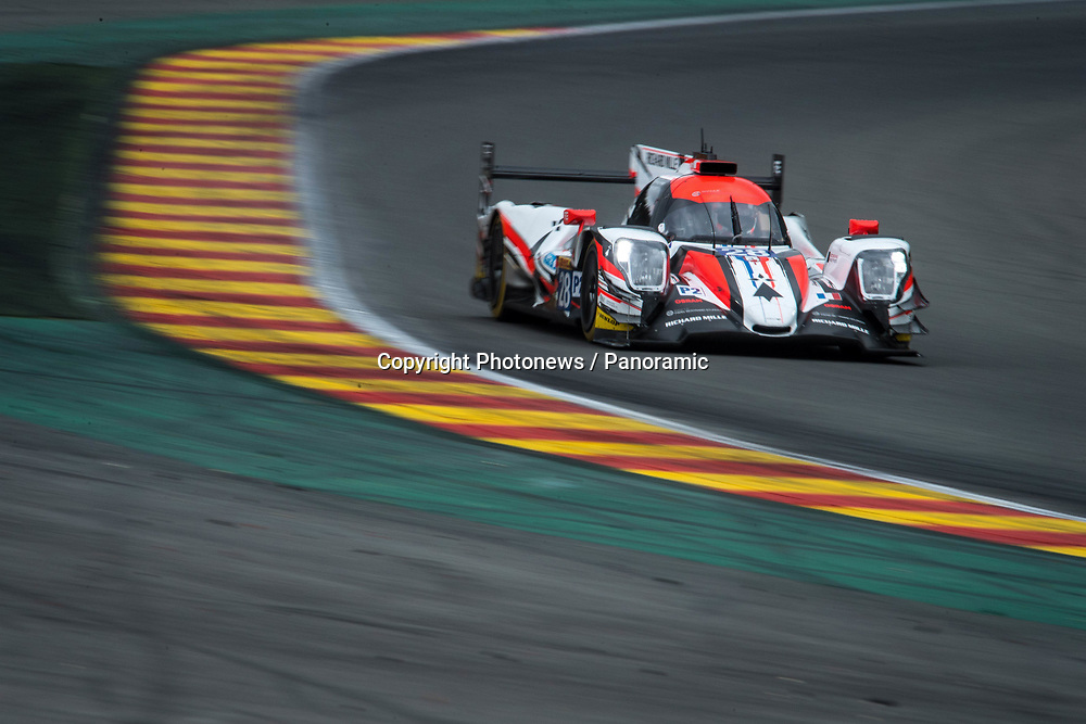 SPA, BELGIUM - MAY 05 : Oreca 07-Gibson - TDS Racing - FranÁois Perrodo, Emmanuel Collard, Matthieu Vaxiviere during the 6H of Spa for FIA WEC World Endurance Championship on May 05, 2017 in Francorchamps, Belgium , 5/05/17