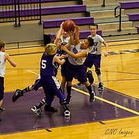 01-19-14 Berryville Youth Basketball vs. Elkins Game 2