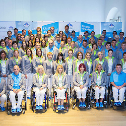 20120706: SLO, Olympic games - Presentation of Team Slovenia for London 2012