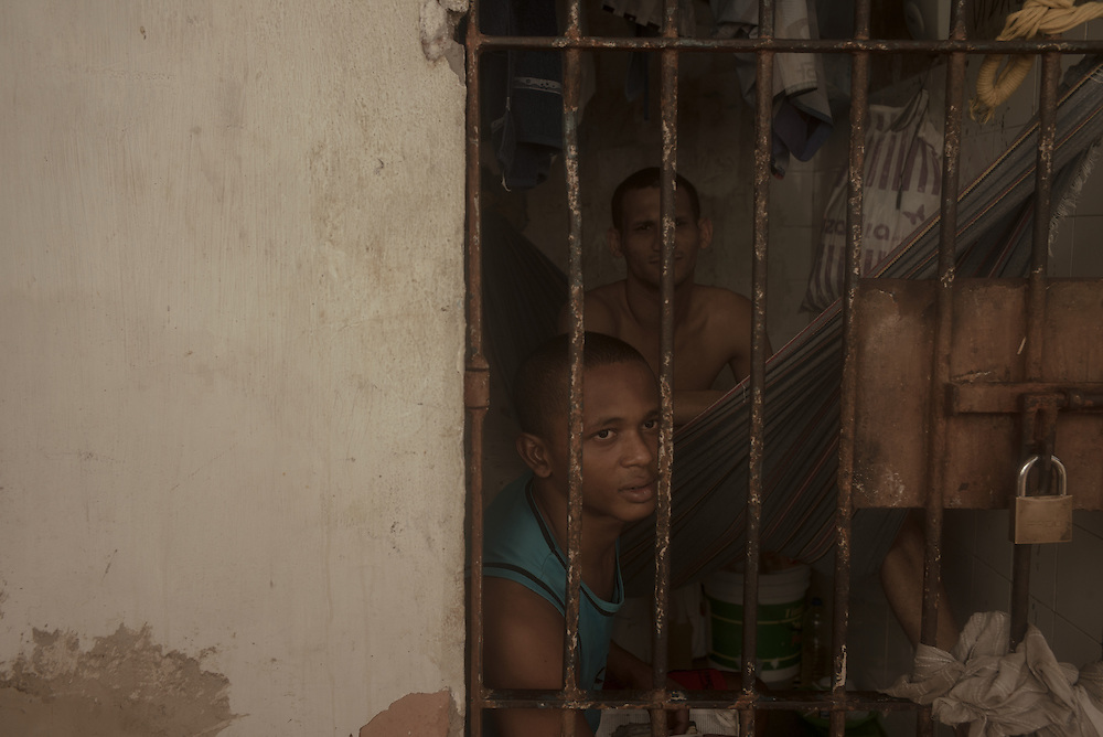 SAO LUIS, Brasil - December 02 of 2014: Pedrinhas penitentiary complex . photo: Caio Guatelli