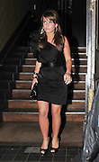 15.JANUARY.20011. LIVERPOOL<br /> <br /> COLEEN ROONEY LEAVING THE VAMPIRE SUITE BAR IN LIVERPOOL AT 1.00AM AFTER PARTYING WITH FRIENDS WITH A BIG RED BLOTCH ON HER LEGS.<br /> <br /> BYLINE: EDBIMAGEARCHIVE.COM<br /> <br /> *THIS IMAGE IS STRICTLY FOR UK NEWSPAPERS AND MAGAZINES ONLY*<br /> *FOR WORLD WIDE SALES AND WEB USE PLEASE CONTACT EDBIMAGEARCHIVE - 0208 954 5968*