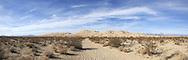 Kelso Dunes Panoramic, Mojave National Preserve, California