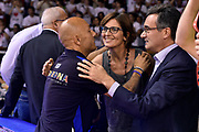 DESCRIZIONE : Reggio Emilia Lega A 2014-15 Grissin Bon Reggio Emilia - Banco di Sardegna Dinamo Sassari playoff Finale gara 5 <br /> GIOCATORE : vip Stefano Sardara<br /> CATEGORIA : vip<br /> SQUADRA : Banco di Sardegna Sassari vip<br /> EVENTO : LegaBasket Serie A Beko 2014/2015<br /> GARA : Grissin Bon Reggio Emilia - Banco di Sardegna Dinamo Sassari playoff Finale gara 5<br /> DATA : 22/06/2015 <br /> SPORT : Pallacanestro <br /> AUTORE : Agenzia Ciamillo-Castoria/GiulioCiamillo<br /> Galleria : Lega Basket A 2014-2015 Fotonotizia : Reggio Emilia Lega A 2014-15 Grissin Bon Reggio Emilia - Banco di Sardegna Dinamo Sassari playoff Finale  gara 5<br /> Predefinita :