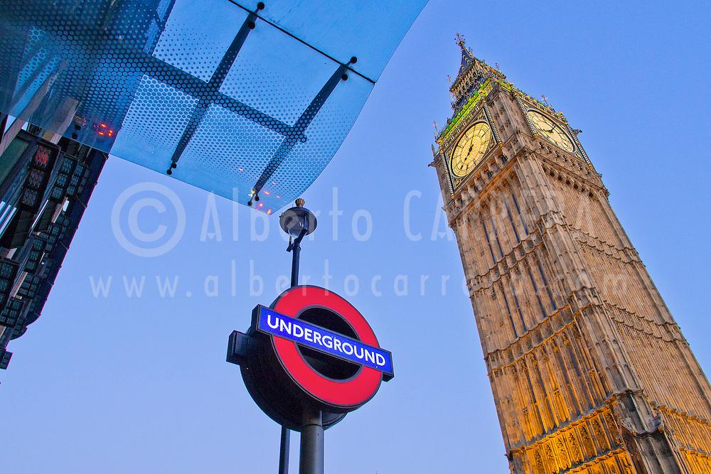Alberto Carrera, Big Ben, Elizabeth Tower, London, England, Great Britain, Europe