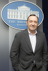 October 30, 2017 - Pasadena, California, U.S - (File Photo) - As Kevin Spacey is accused of unwanted sexual advances against then-14-year-old Anthony Rapp, Netflix announced it is cancelling House of Cards after the upcoming sixth season next year. PICTURED: October 7, 2015 - Hollywood, California, U.S. - KEVIN SPACEY in the TV Series 'House of Cards.' (Credit Image: © Armando Gallo via ZUMA Studio)