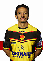 Mohamed Slim Ben Othman during Photoshooting of Orleans for new season 2017/2018 on September 27, 2017 in Reims, France.<br /> Photo : Icon Sport