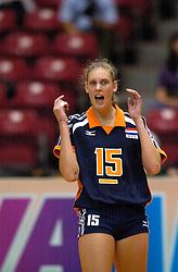 18-06-2000 JAP: OKT Volleybal 2000, Tokyo<br /> Nederland - China 3-0 / Ingrid Visser